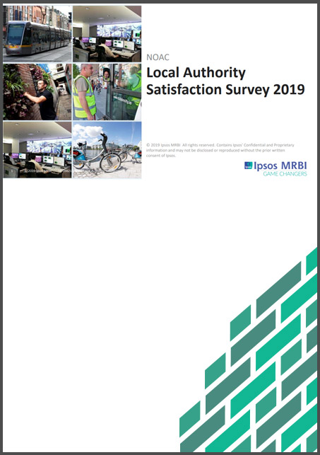 Local Authority Satisfaction Survey 2019