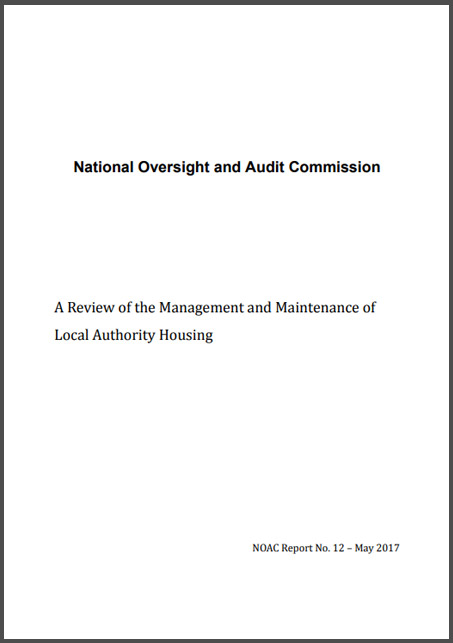 NOAC Local Authority Housing Management and Maintenance Review