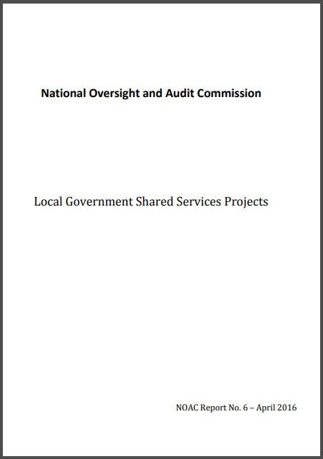 NOAC Shared Services Report