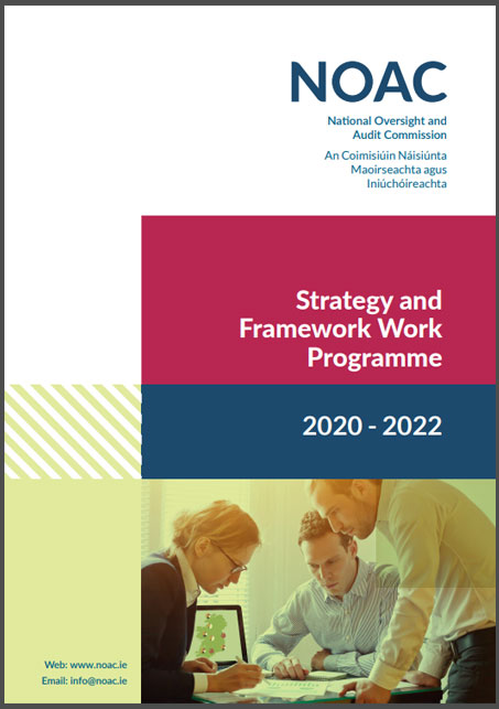 National Oversight and Audit Commission strategy and framework programme 2020 2022