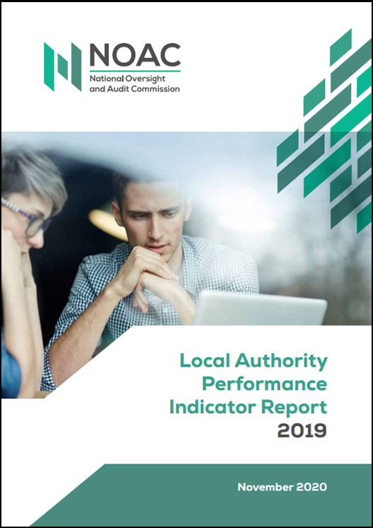 local authority performance indicator report 2019