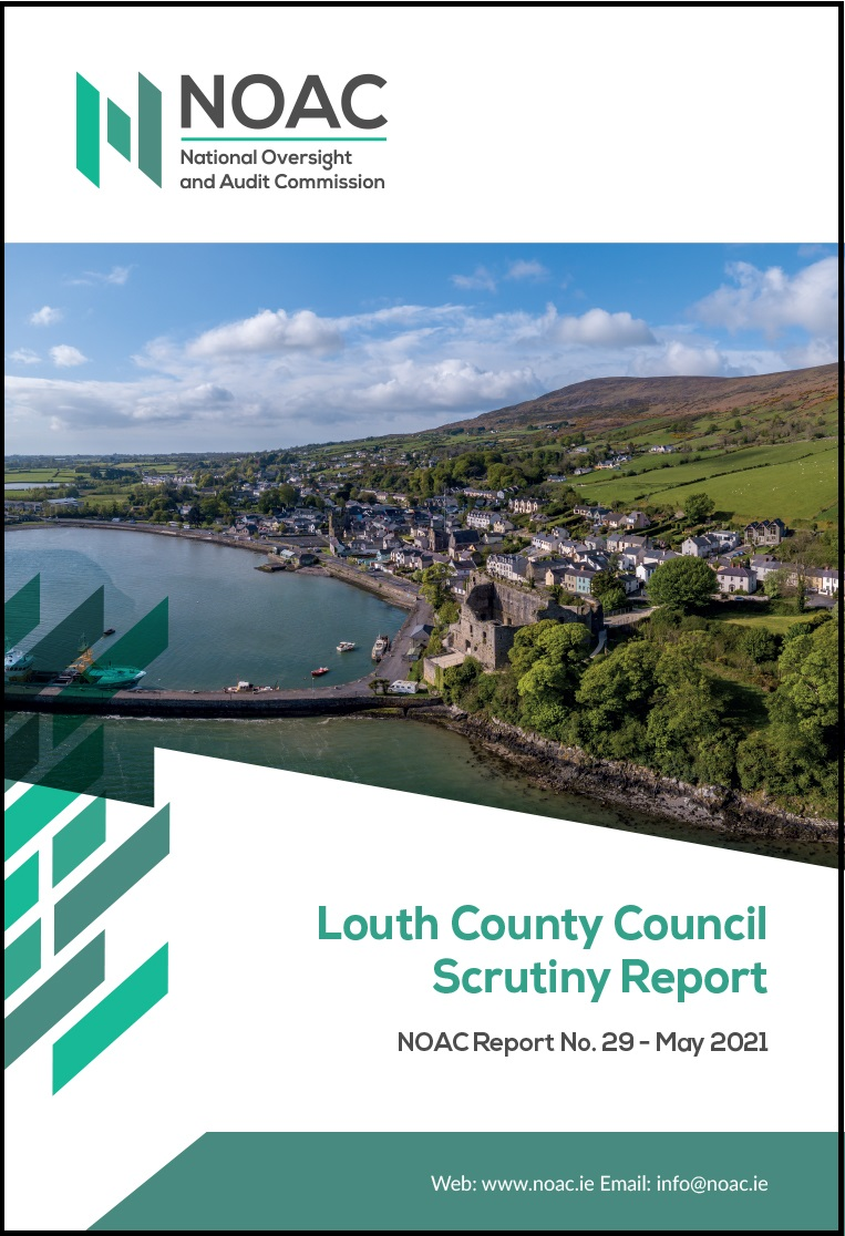find out more about Report 29: Louth County Council Scrutiny Report
