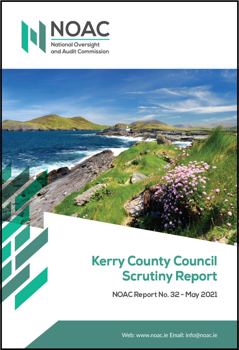 find out more about Report 32: Kerry County Council Scrutiny Report