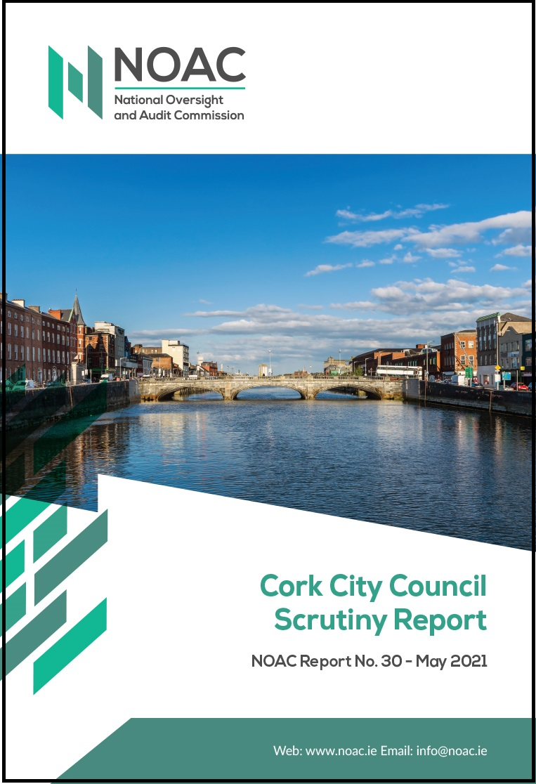 find out more about Report 30: Cork City Council Scrutiny Report