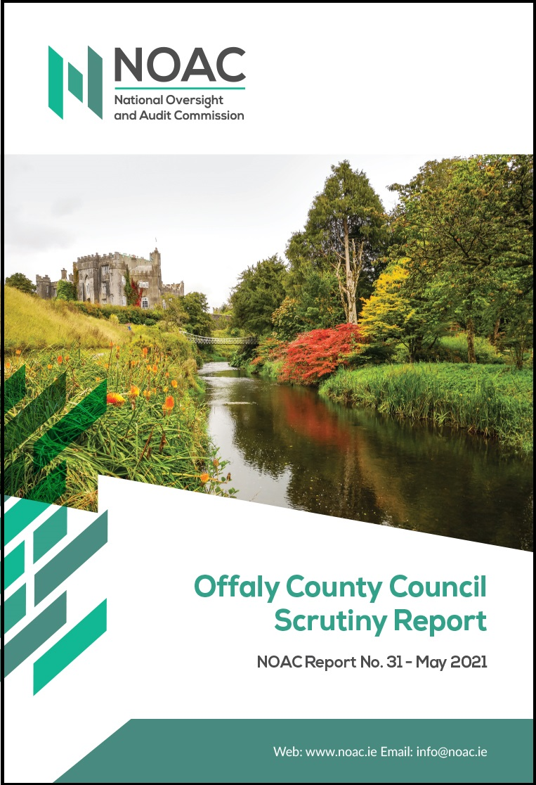 find out more about Report 31: Offaly County Council Scrutiny Report