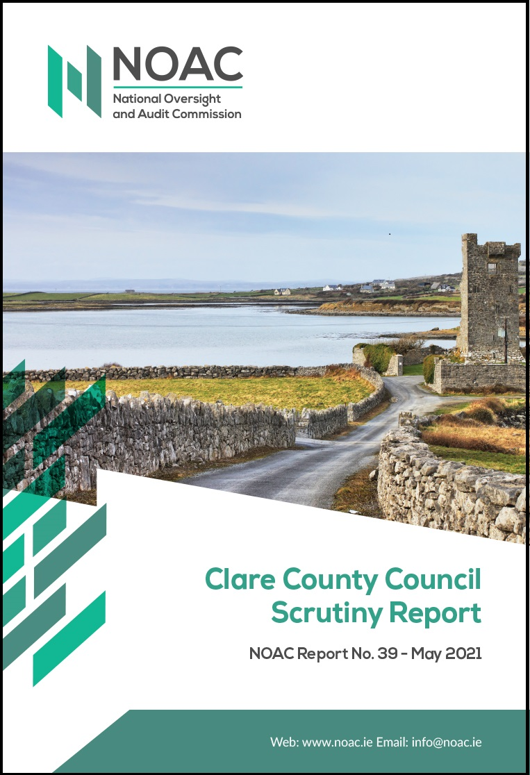 find out more about Report 39: Clare County Council Scrutiny Report